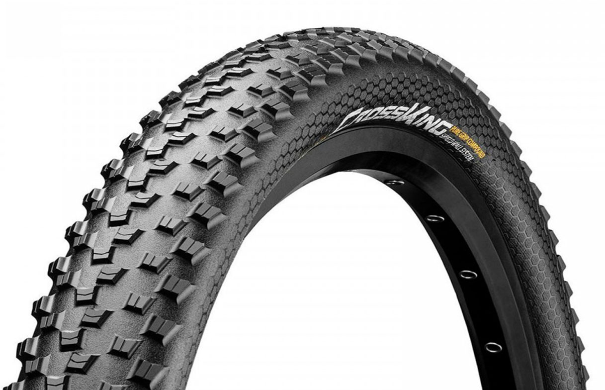 "Покрышка Continental Cross-King 26"" x 2.2"